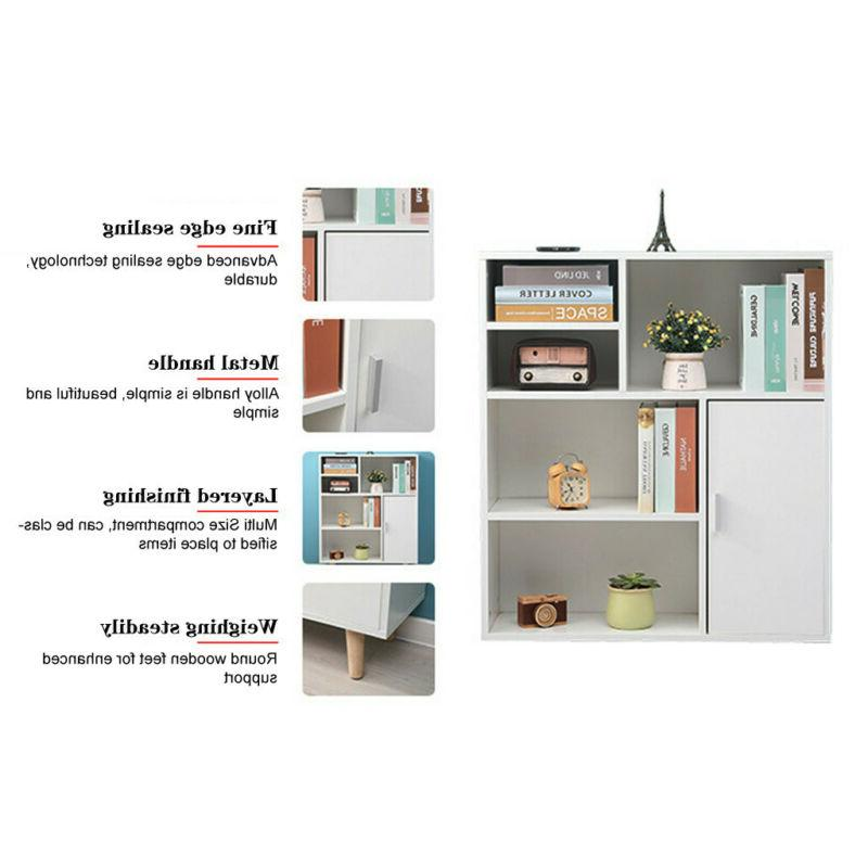 Wood Shelves White