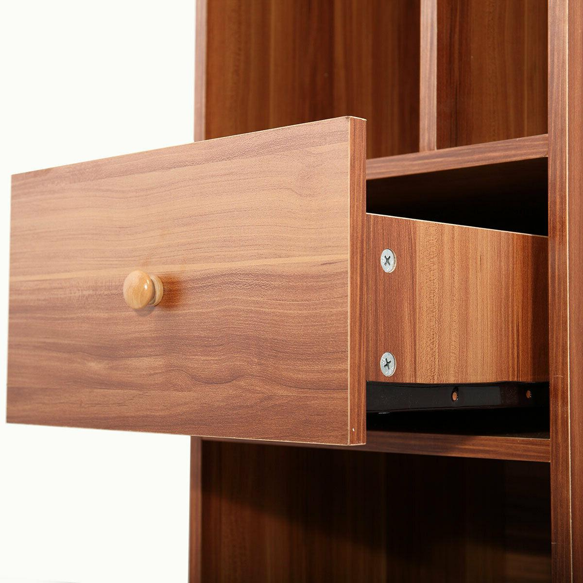 Bookcases With Drawers Bookshelf And Foots