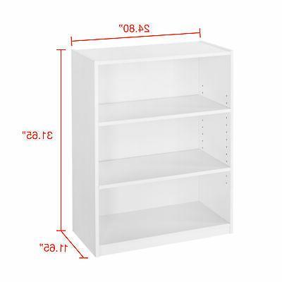 Bookshelf Adjustable