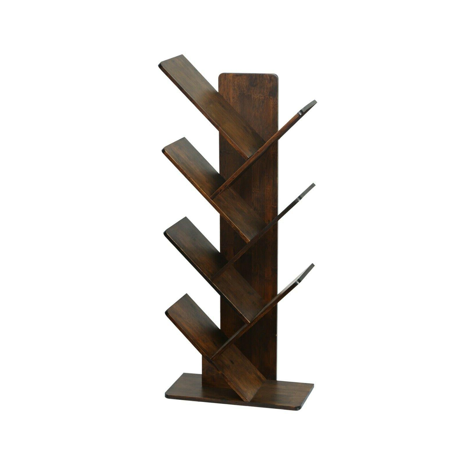 c and ahome 7 tier bamboo wood