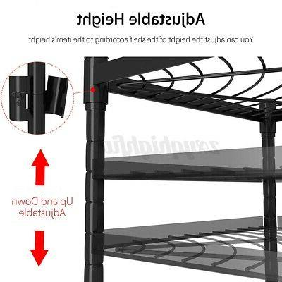 Corner Shelves Rack Tier