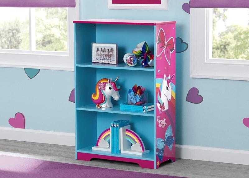 Delta Bookcase - Ideal for Books, Decor,