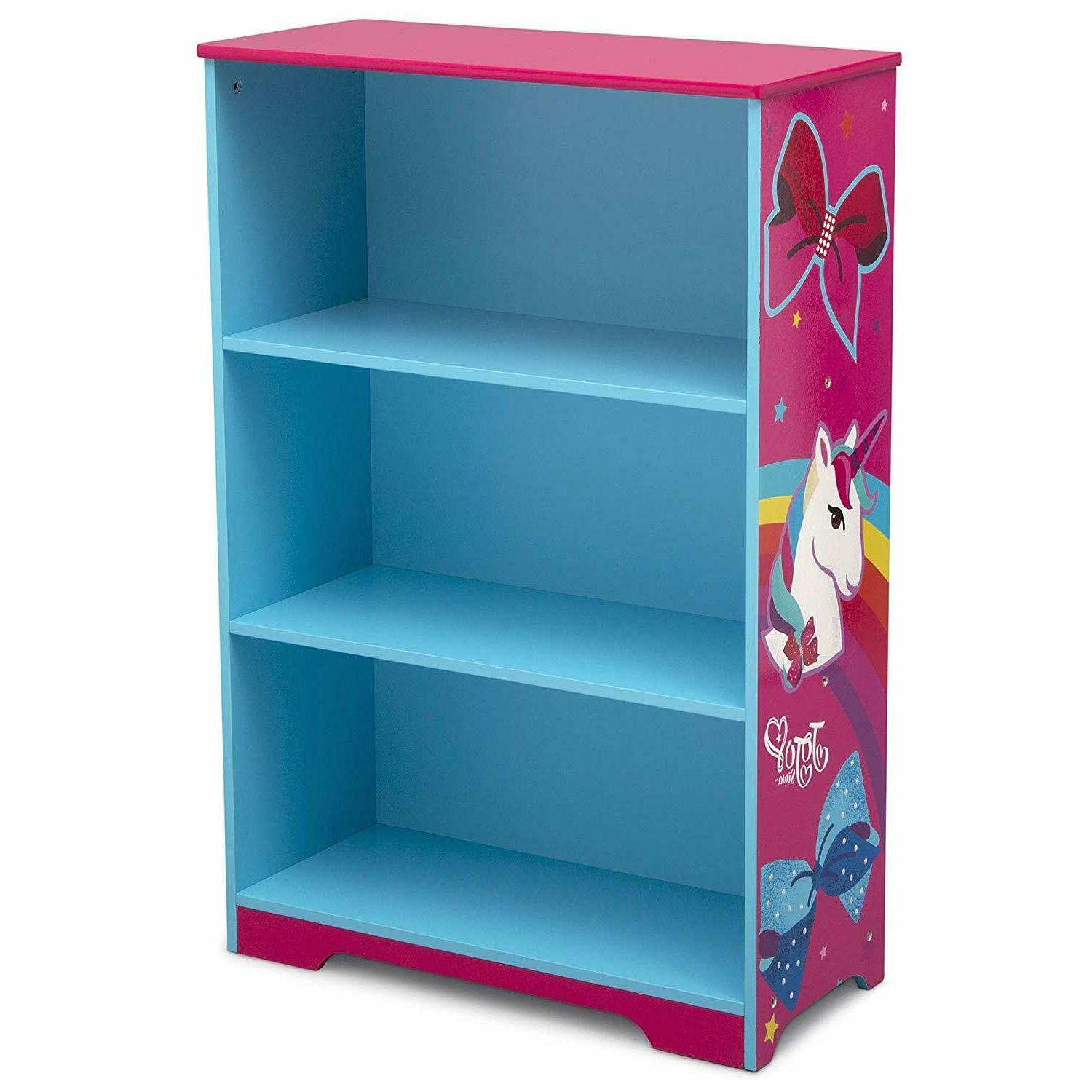 Delta Shelf Bookcase, JoJo Siwa Recommended For 3+ And Up