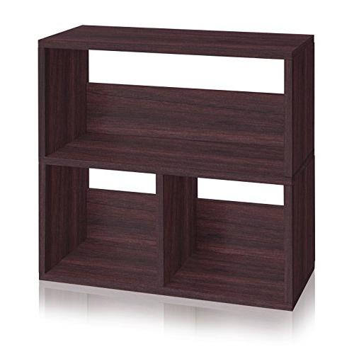 eco friendly collins cubby bookshelf