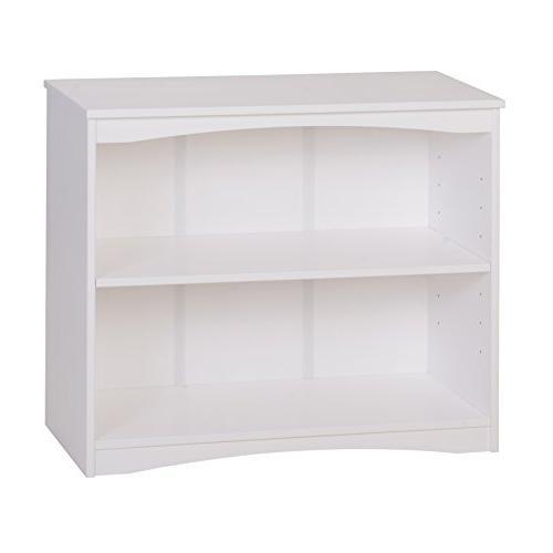 essentials wooden bookcase
