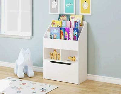 UTEX Kids Book Organizer Bookcase St...