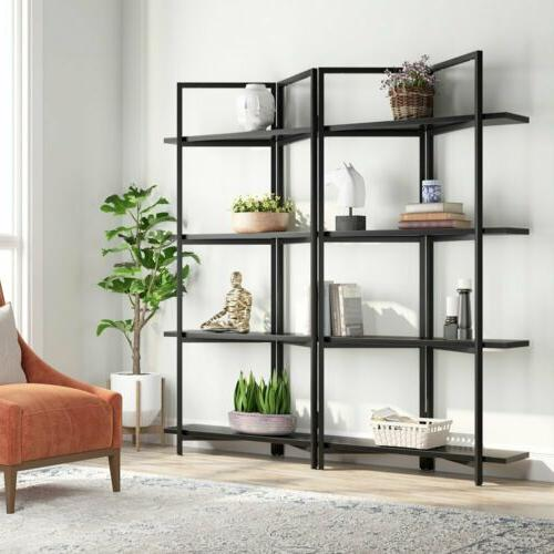 4 Bookshelf Storage Bookcase