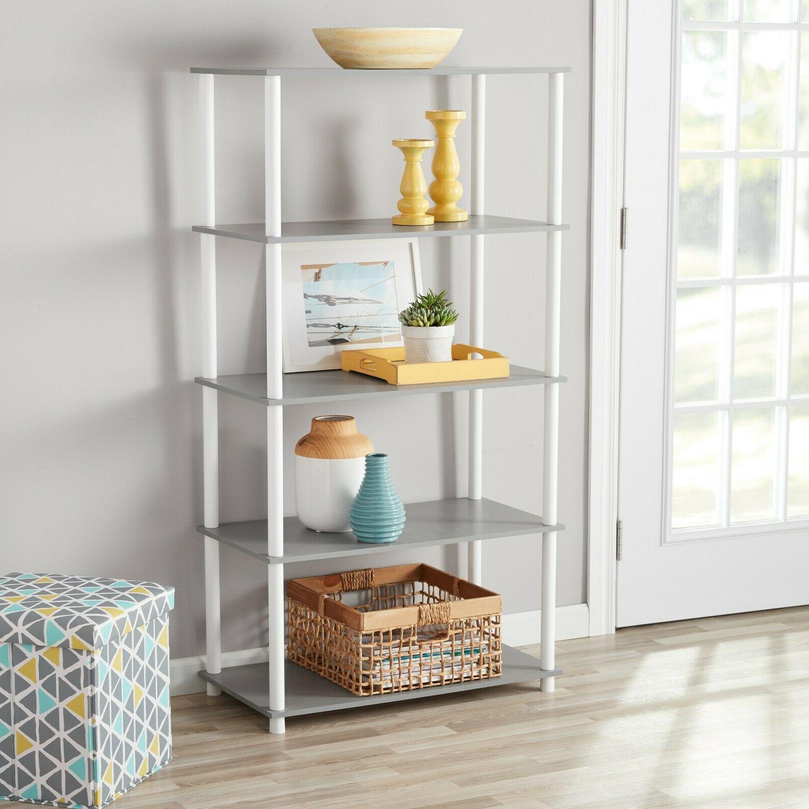 Open Simple Standard Storage Bookshelf No