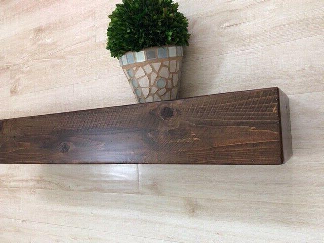 Rustic Reclaimed Mantle/Shelf