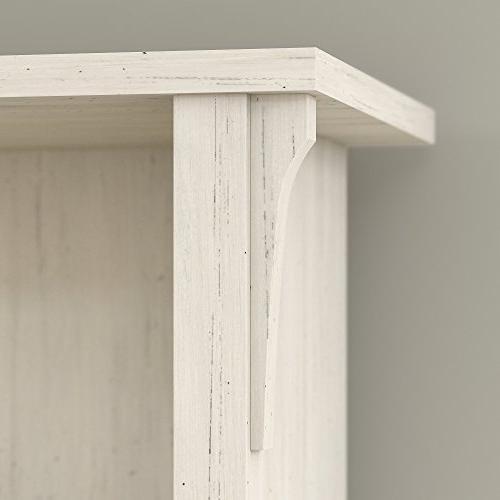 Bush Shelf White