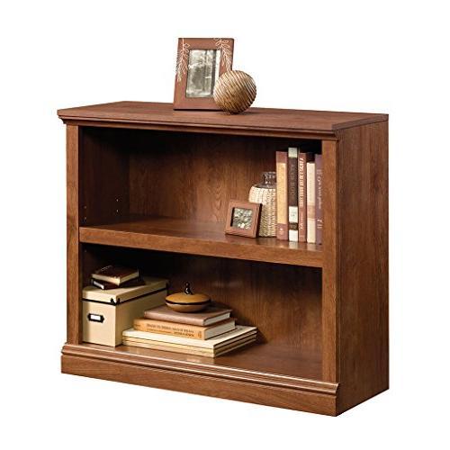 Sauder 420178 2-Shelf 2, Oiled Oak