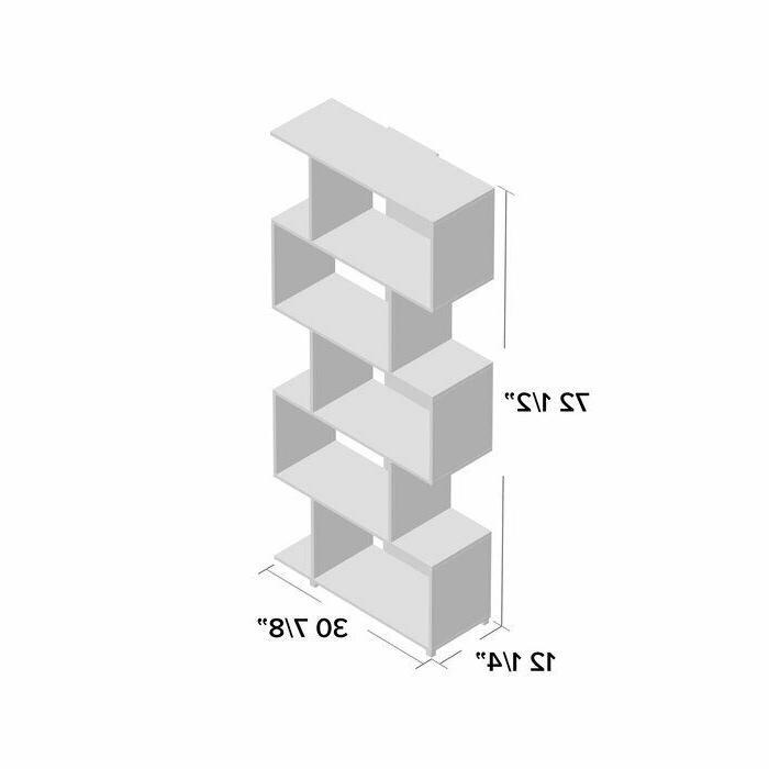 Geometric Bookcase Shelfing ,Shelf Bookcase Style