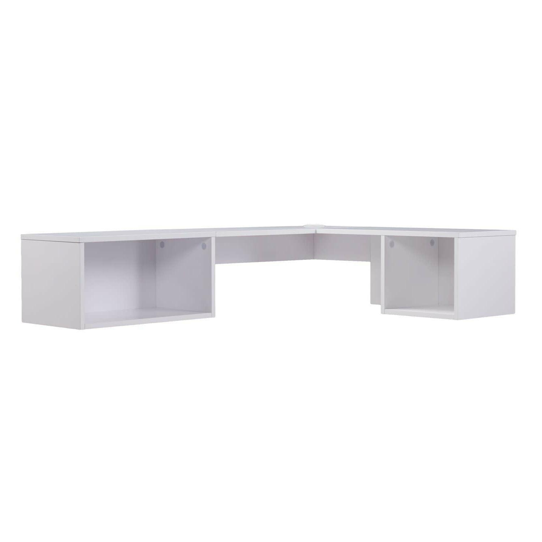 Small Mount Desk White