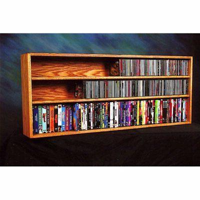 solid oak wall or shelf mount
