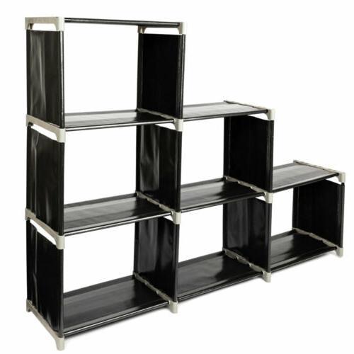 3 Storage Organizer Closet Clothes