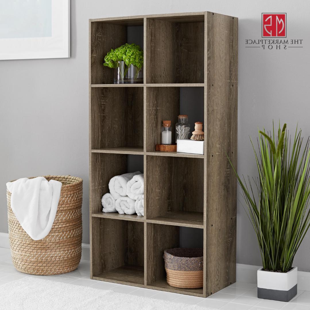Storage Organizer 8 Cube Home Bookshelf Shelves