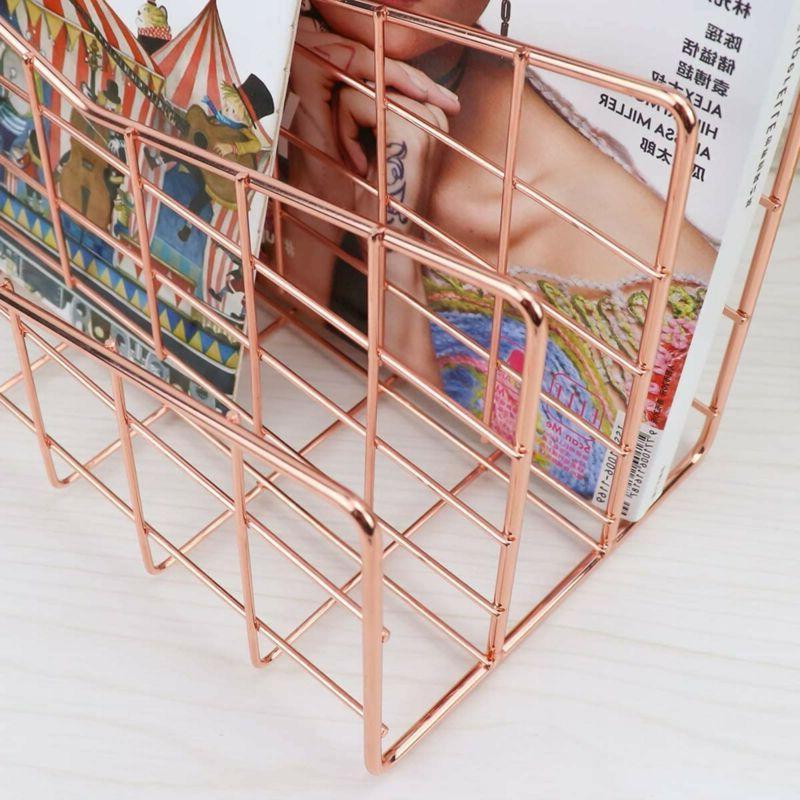 Three Wrought Creative Metal Book Desktop Decoration