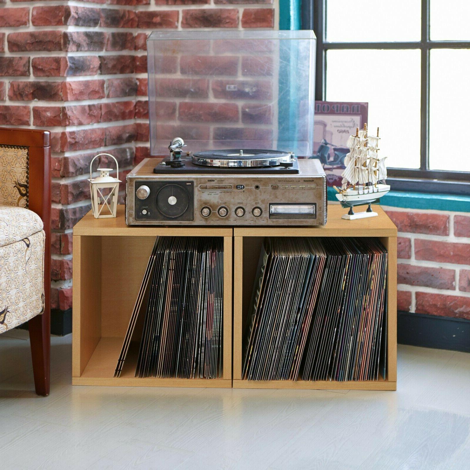 Vinyl Album Bookcase