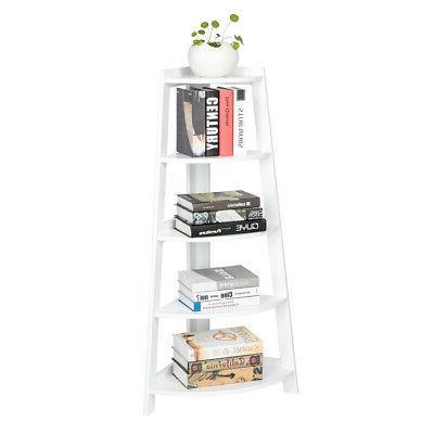 White Shelf Stand Tier Furniture
