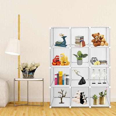 White Bookcases Bookshelving Organizing HE