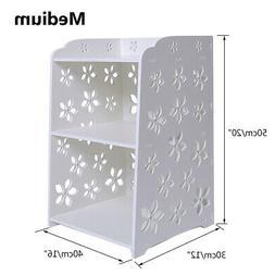 m 50x30x40cm carved flower bedroom bedside table