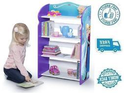 New Disney Frozen Princess Wood Bookshelf Book Shelves Kids