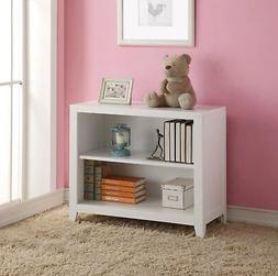 New Lacene Kids Traditional Girl's Youth Single Shelf Bookca