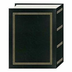 Pioneer Photo Albums A4-100 Black Photo Album, 100 Pockets 4