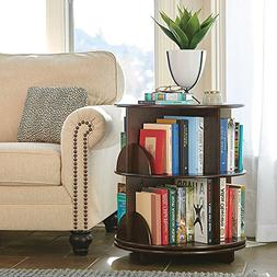 The Reader's Rotating End Table