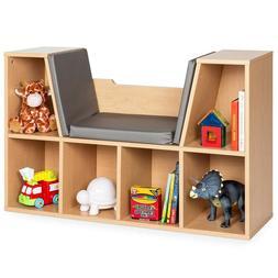 Reading Nook For Kids Furniture Storage Cabinet Room Bookcas
