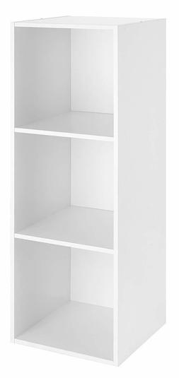 small 3 tier shelf bookcase tall bookshelf