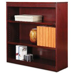 Alera® Square Corner Bookcase With Finished Back BOOKCASE,S