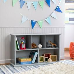 stackable bookcase classic multi cube playtime books