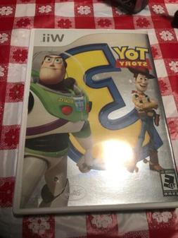 toy story 3 nintendo wii complete