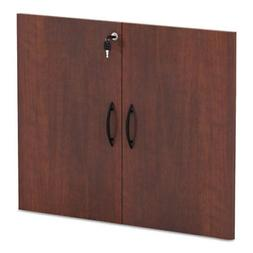 Alera Valencia Series Cabinet Door Kit For All Bookcases, 31