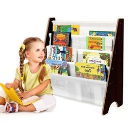 Vehicle Sling Book Paper Case Shelf Bookcase Storage Bedroom
