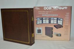 Vintage Pioneer Photo-Che 400 Flip Pocket Photo Album Storag